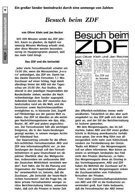 Medienlandschaft in Deutschland